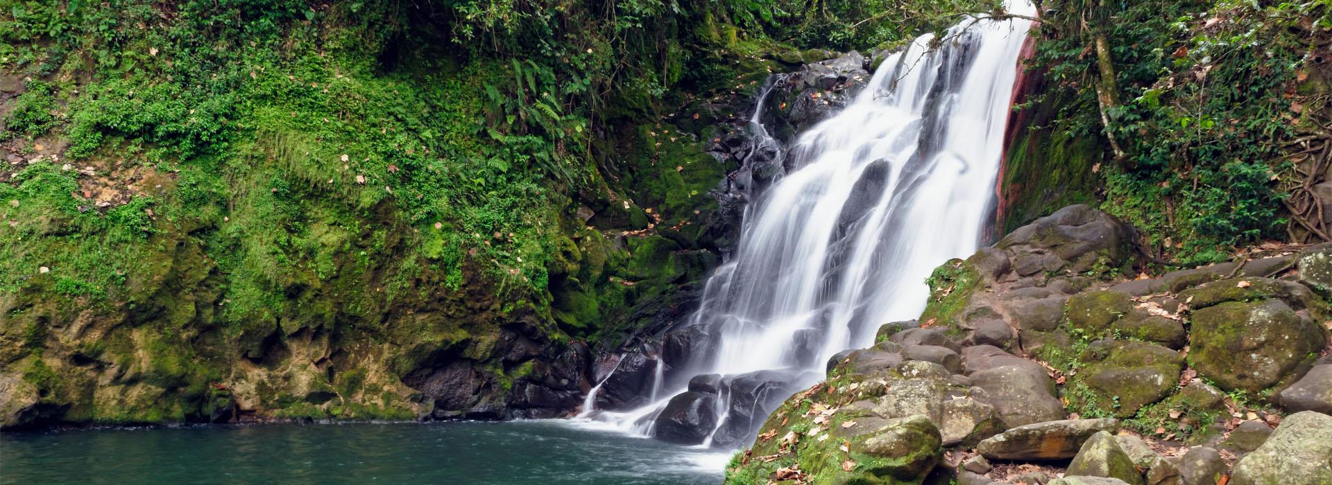 Murchison Waterfall - Top Destinations African Adventure specialists