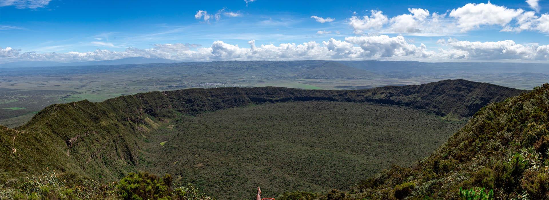 African Adventure Specialists - MOUNT LONGONOT NATIONAL PARK Destination